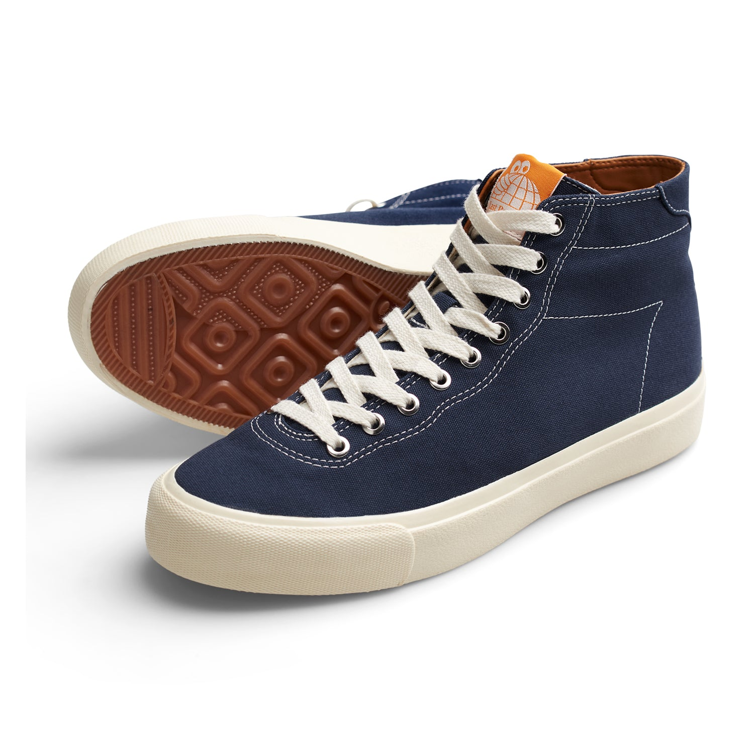 Last Resort AB VM001 Canvas Hi Blue/White