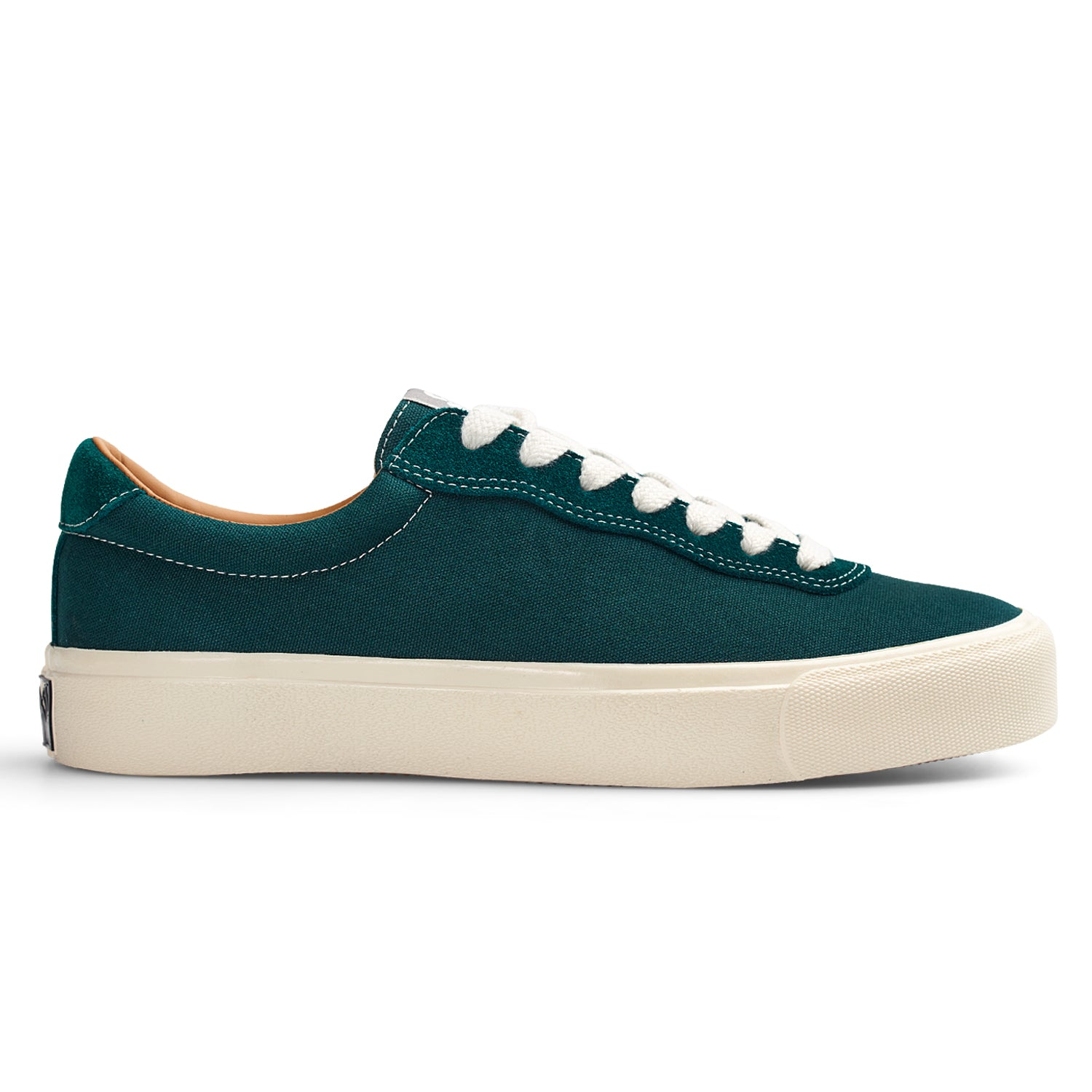 Last Resort AB VM001 Canvas Lo Emerald/White
