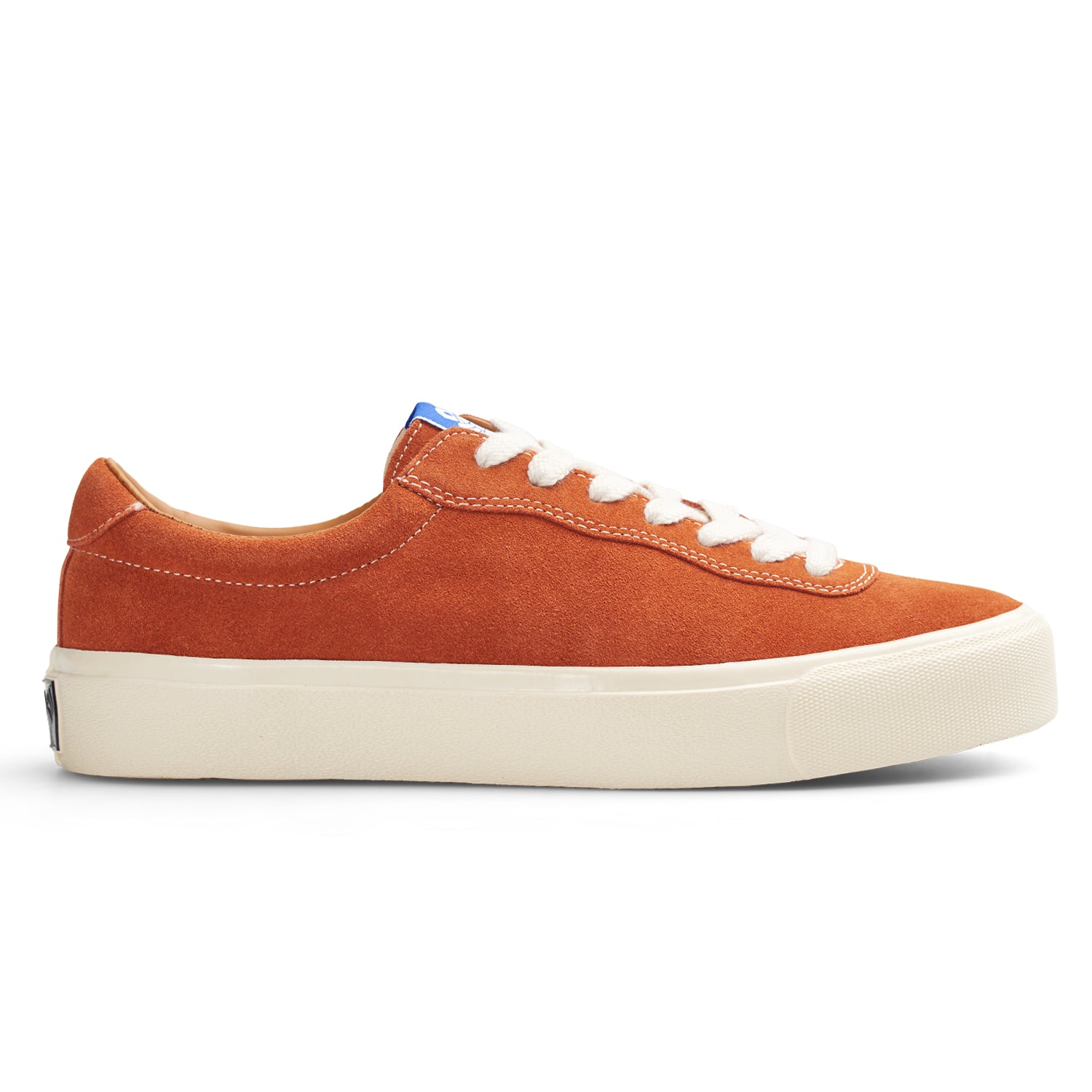 Last Resort AB VM001 Suede Lo Burnt Orange/White