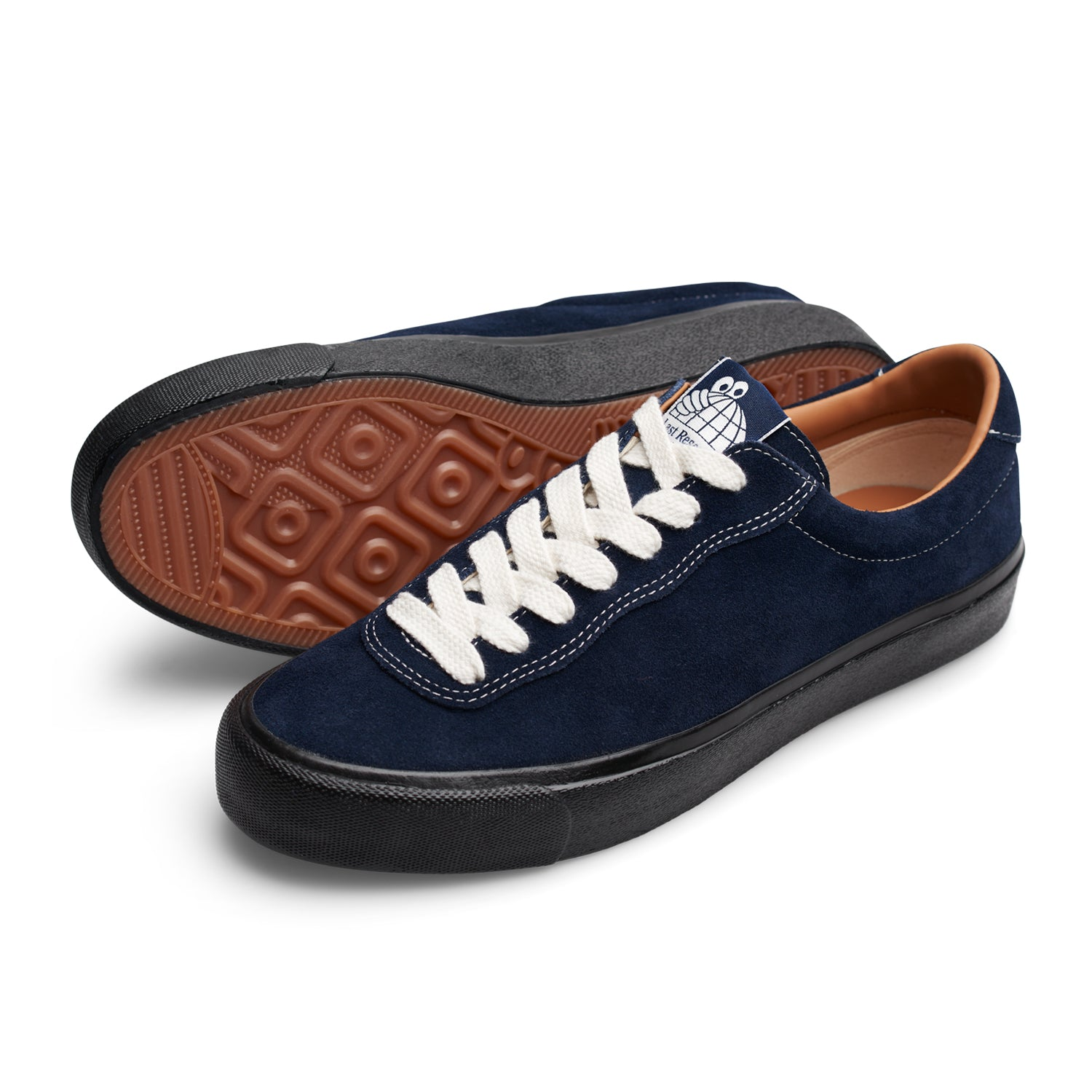Last Resort VM001 Suede Lo Navy/Black