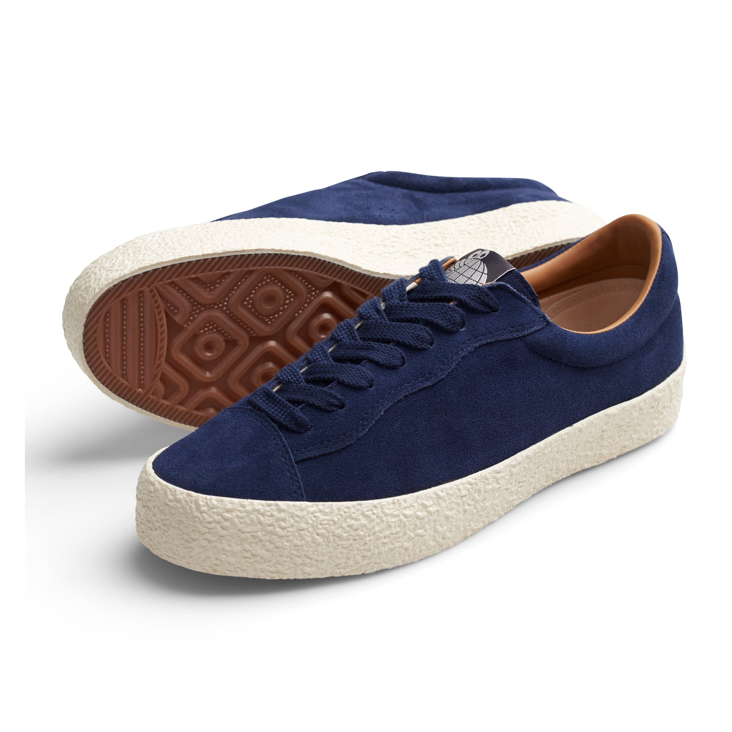 Last Resort AB VM002 Suede Lo Deep Blue/White