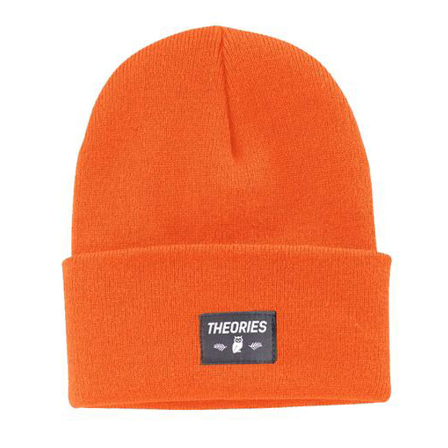 Theories Moluch Beanie Hazard Orange