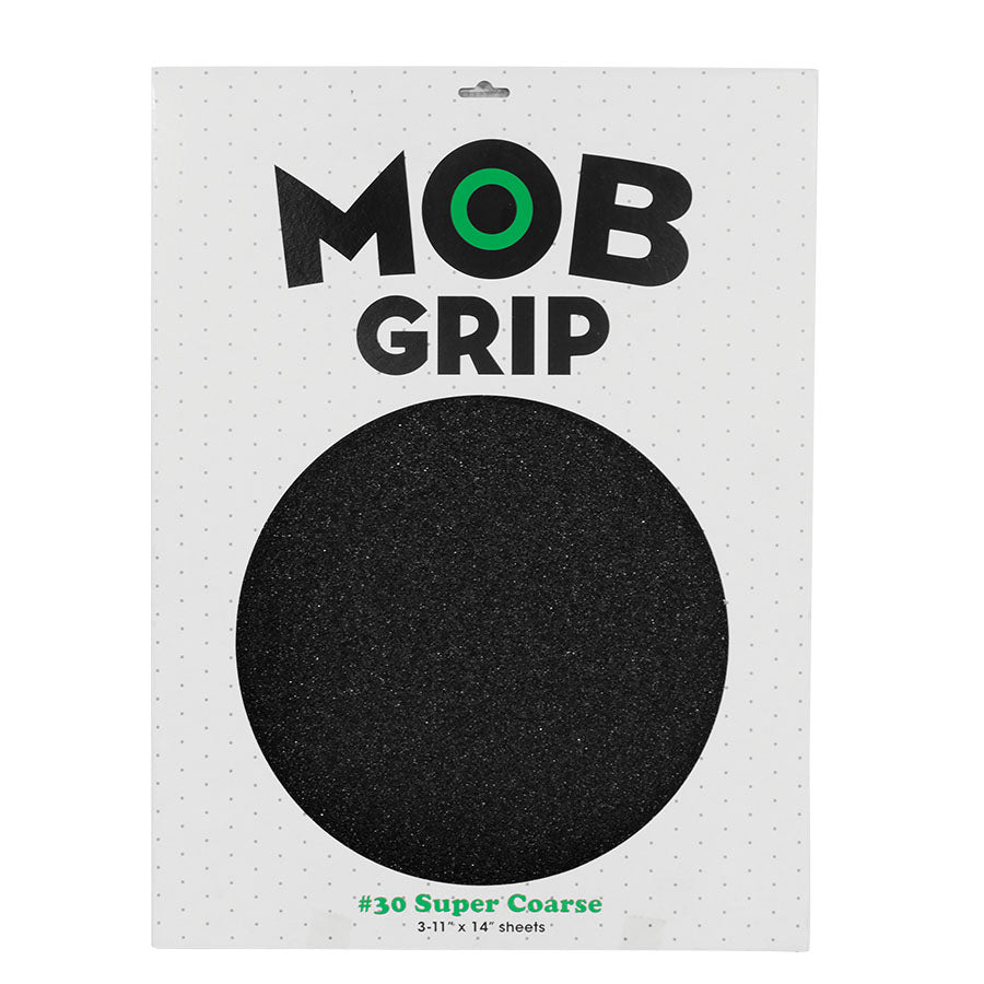 "Mob Super Course Griptape 11"" x 14"" Sheets (Set of 3)"