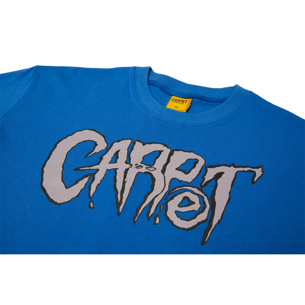 Carpet Company Metal Tee Royal