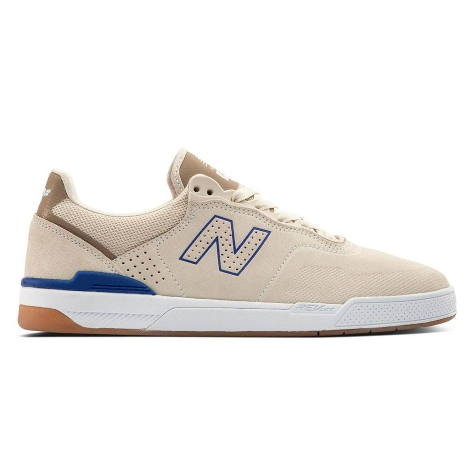 New Balance Numeric NM913WHB Westgate Tan/Blue/White