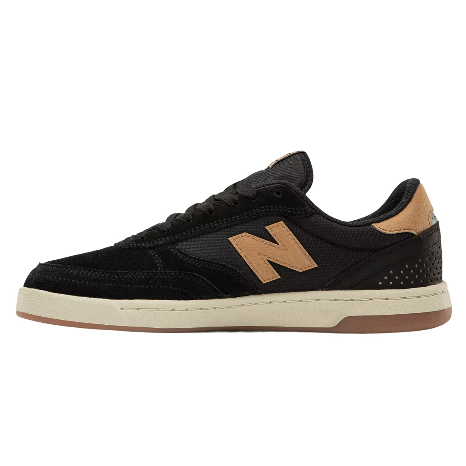 New Balance Numeric NM 440 Black/Brown