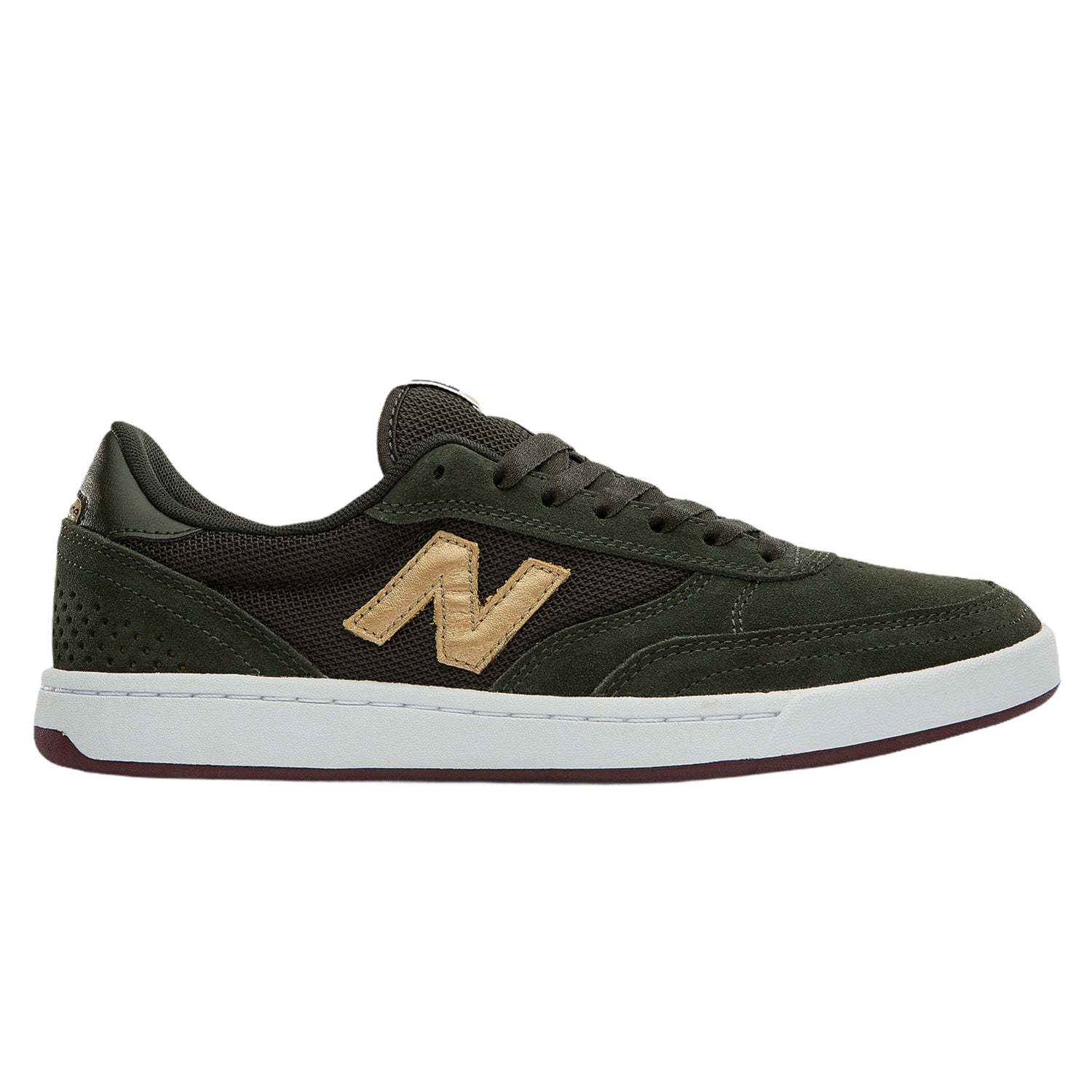 New Balance Numeric 440 NM440BLG Olive/Gold