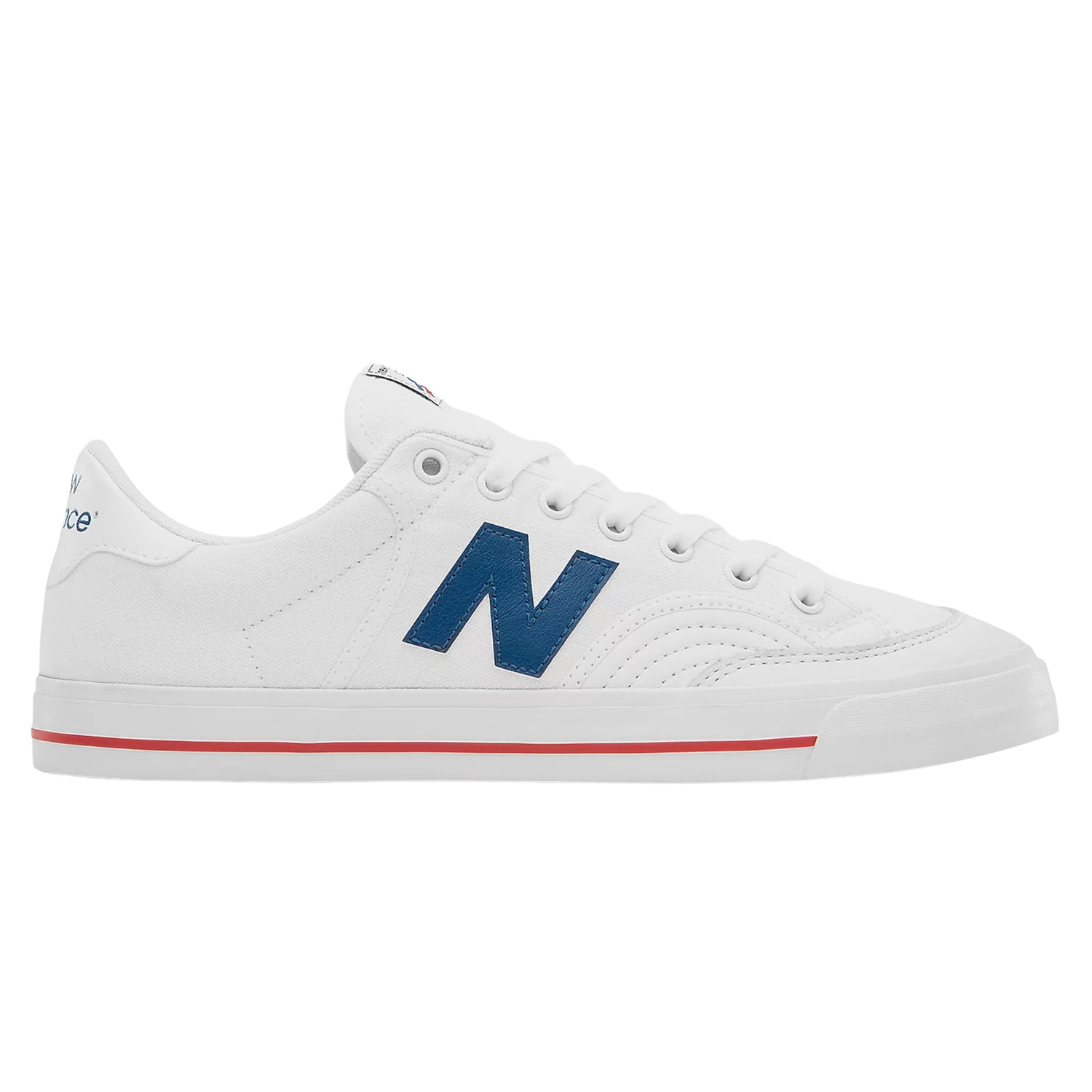 New Balance Numeric NM212 White/Blue