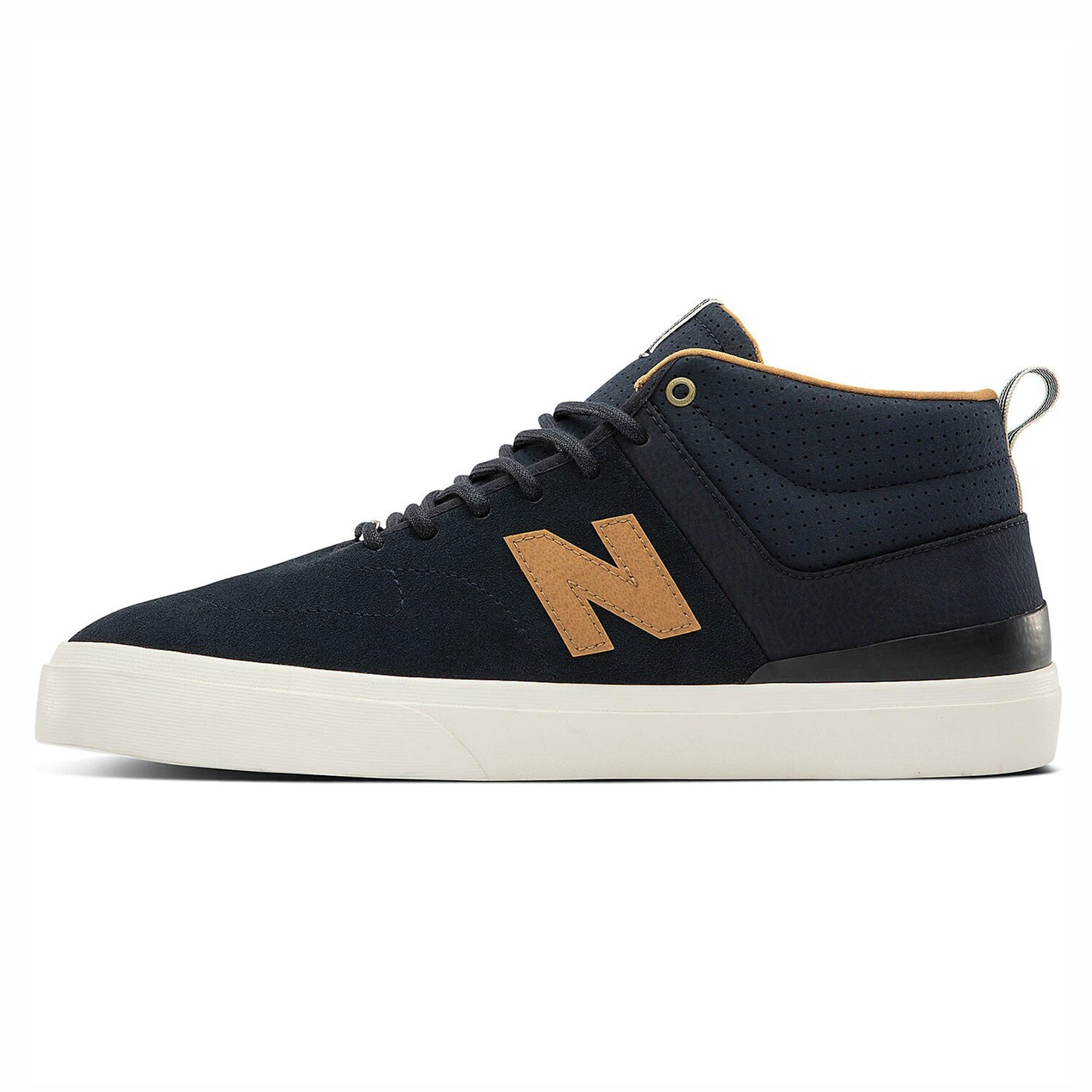 New Balance Numeric 379 Mid NM379MSO Sour Solution Navy/Brown