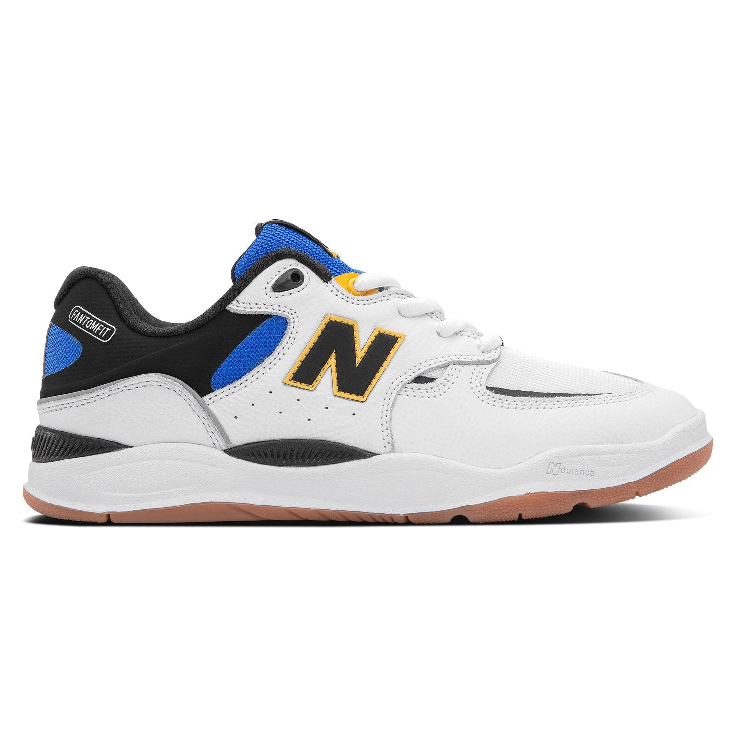 New Balance Numeric Tiago NM1010WT White