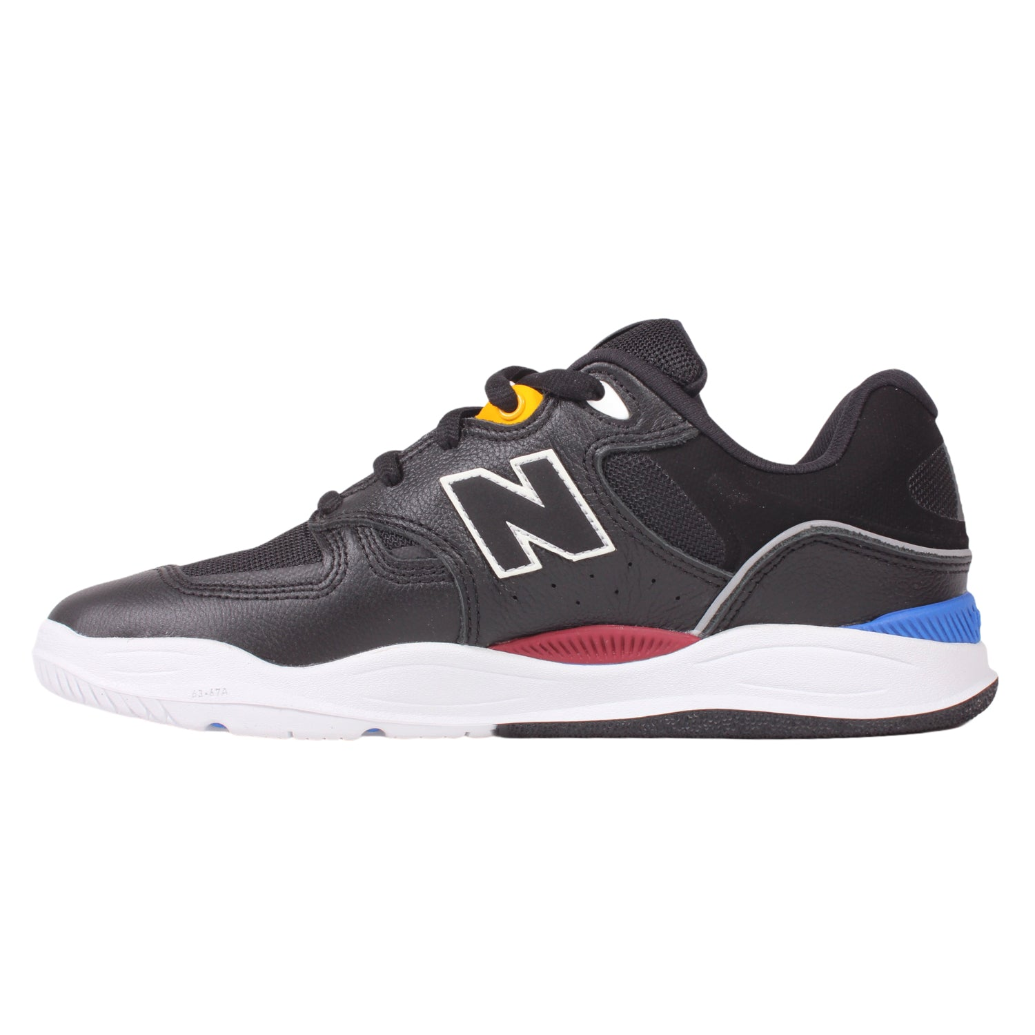 New Balance Numeric Tiago NM1010BG Black/Leather
