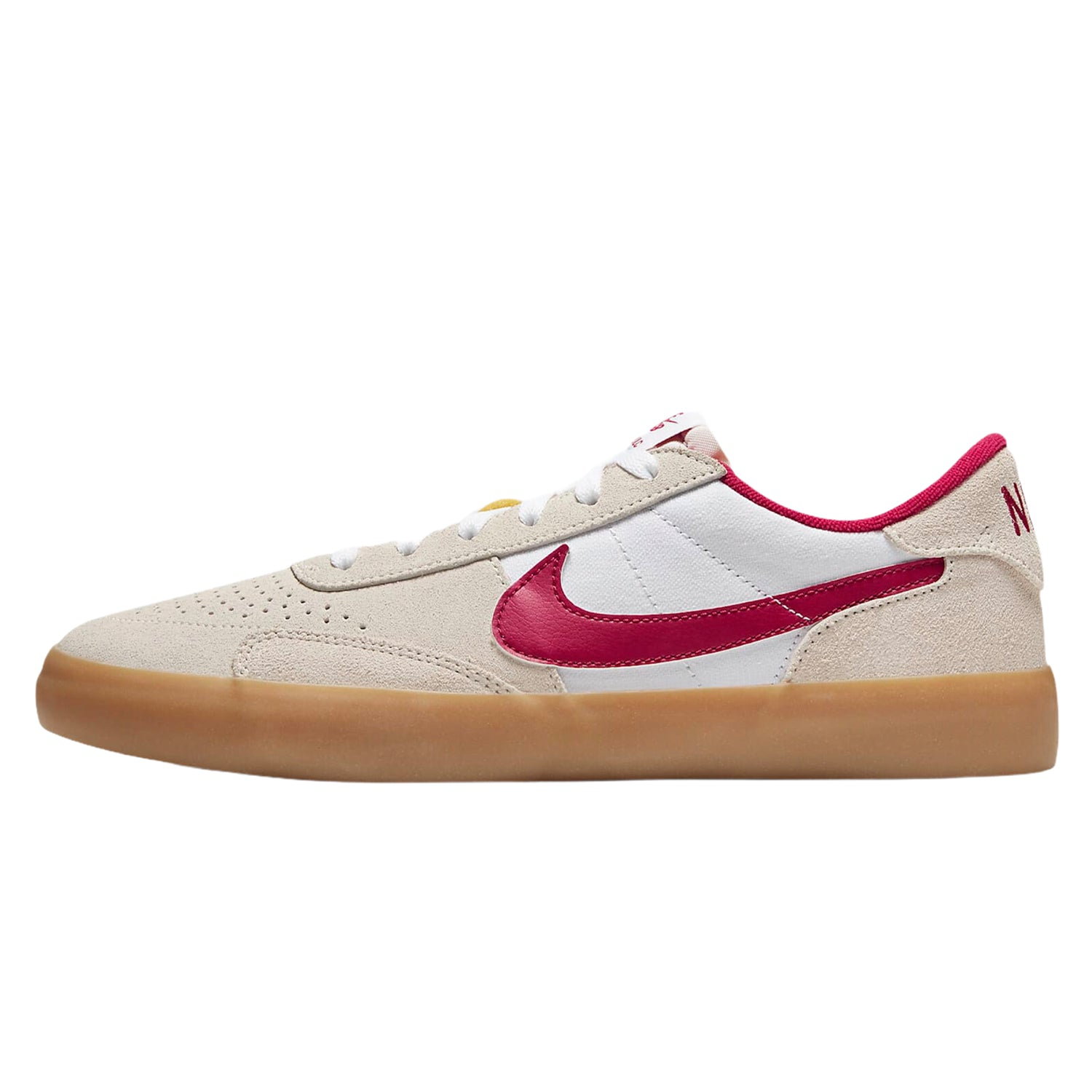 Nike SB Heritage Vulc Summit White/Gum Light Brown/Red