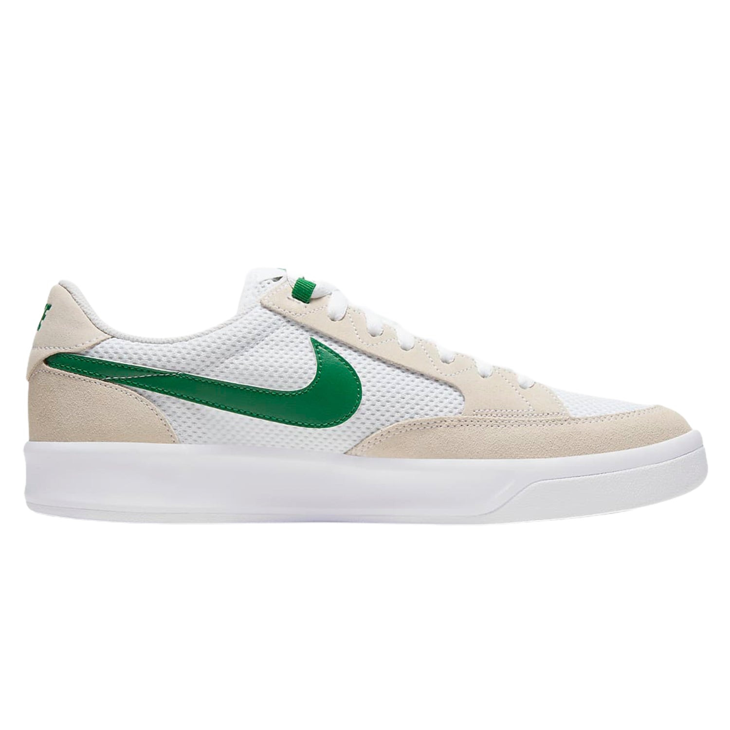 Nike SB Adversary White/White/Pine Green