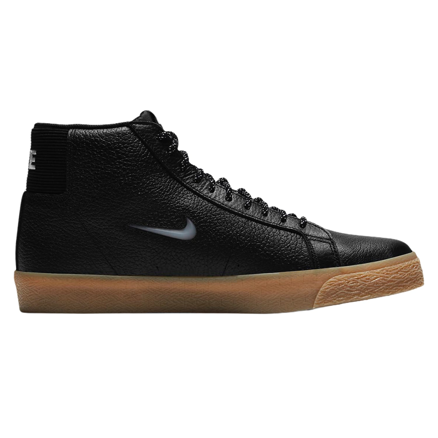 Nike SB Zoom Blazer Mid Premium Black/Gum Light Brown/White