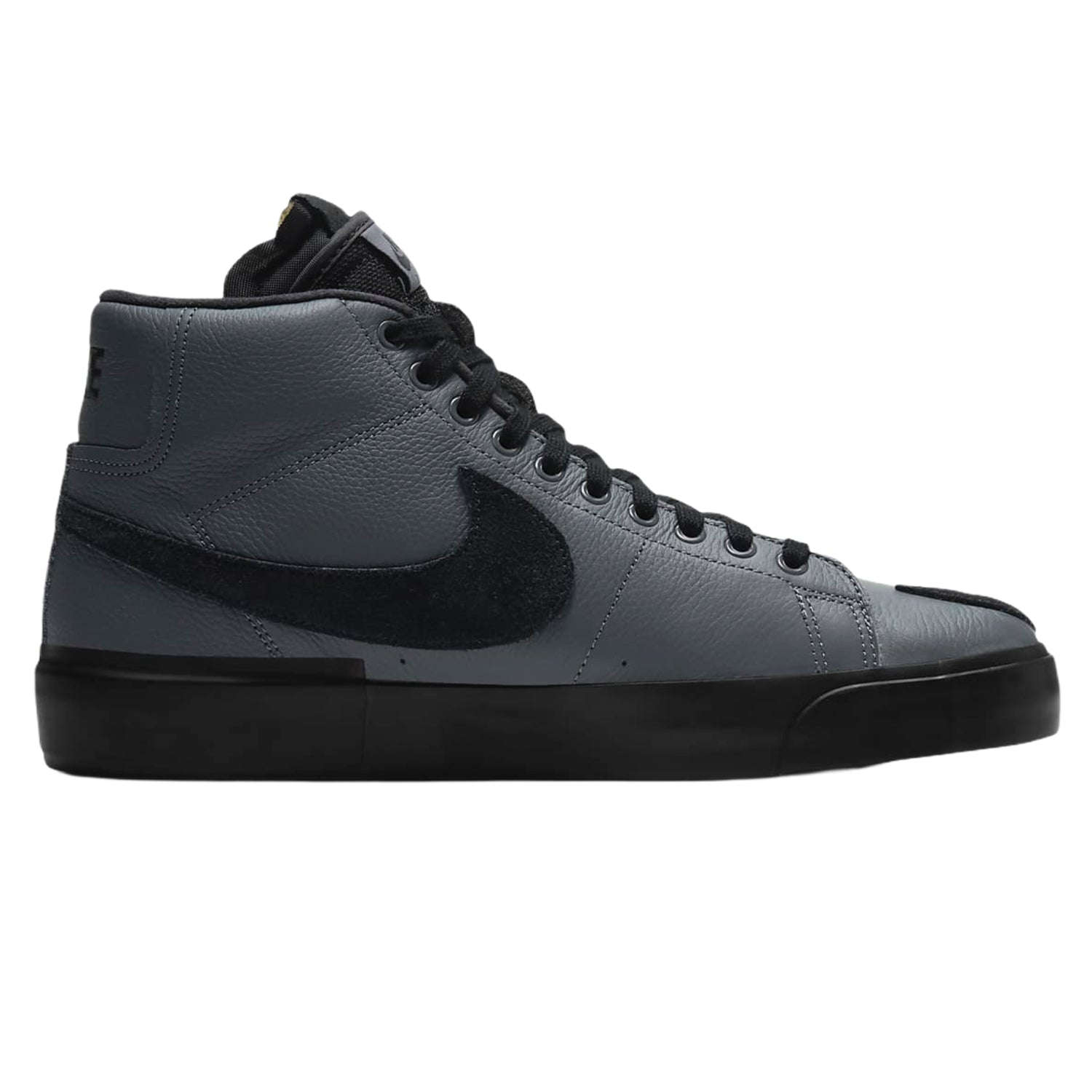 Nike SB Blazer Mid Edge Iron Grey/Black