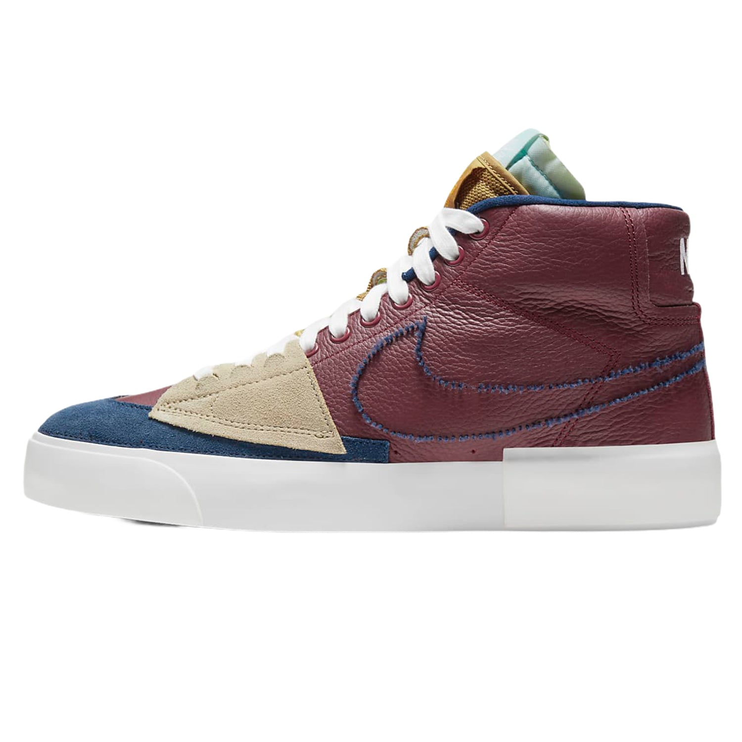 Nike SB Blazer Mid Edge Team Red/Navy Light Drew