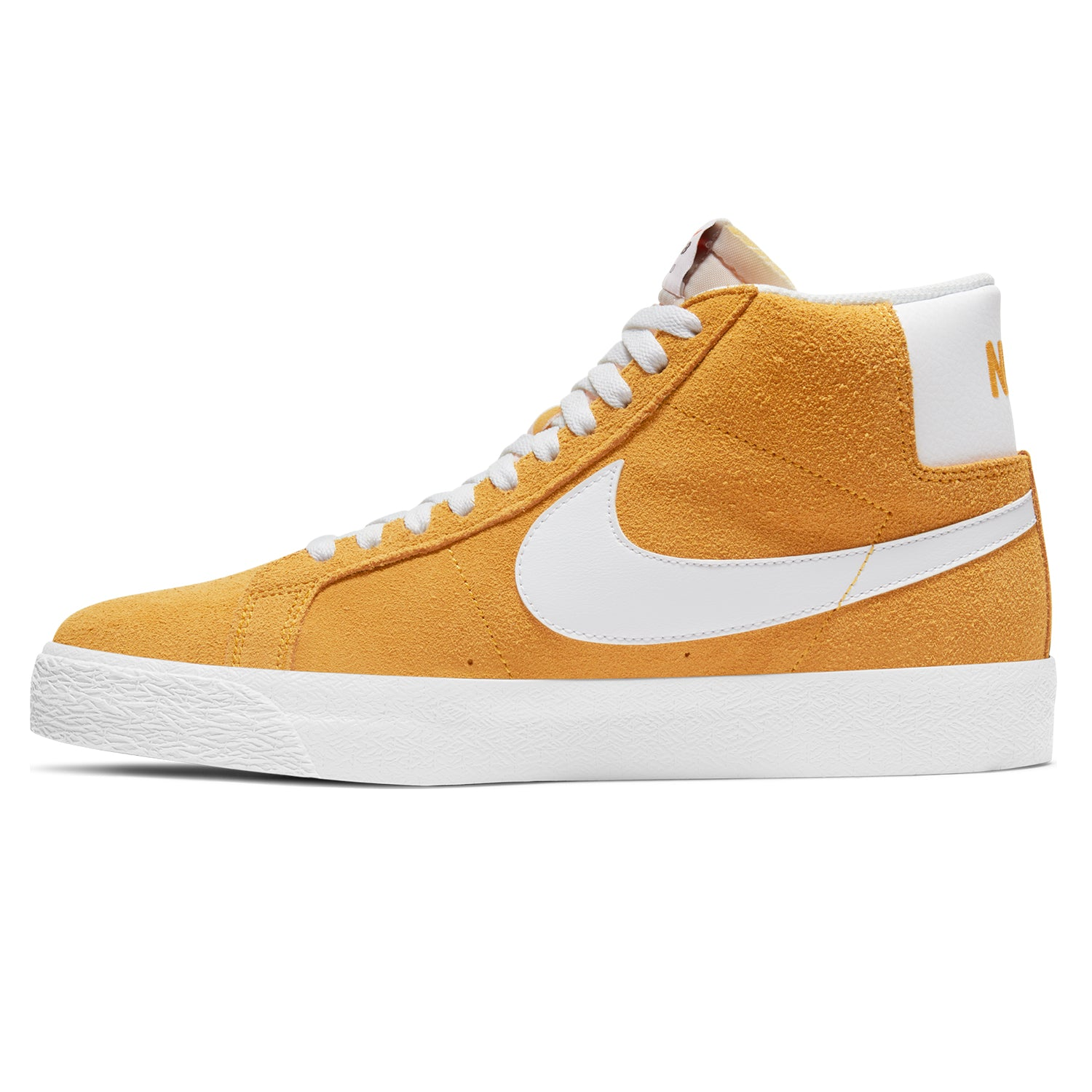 Nike SB Zoom Blazer Mid University Gold/White