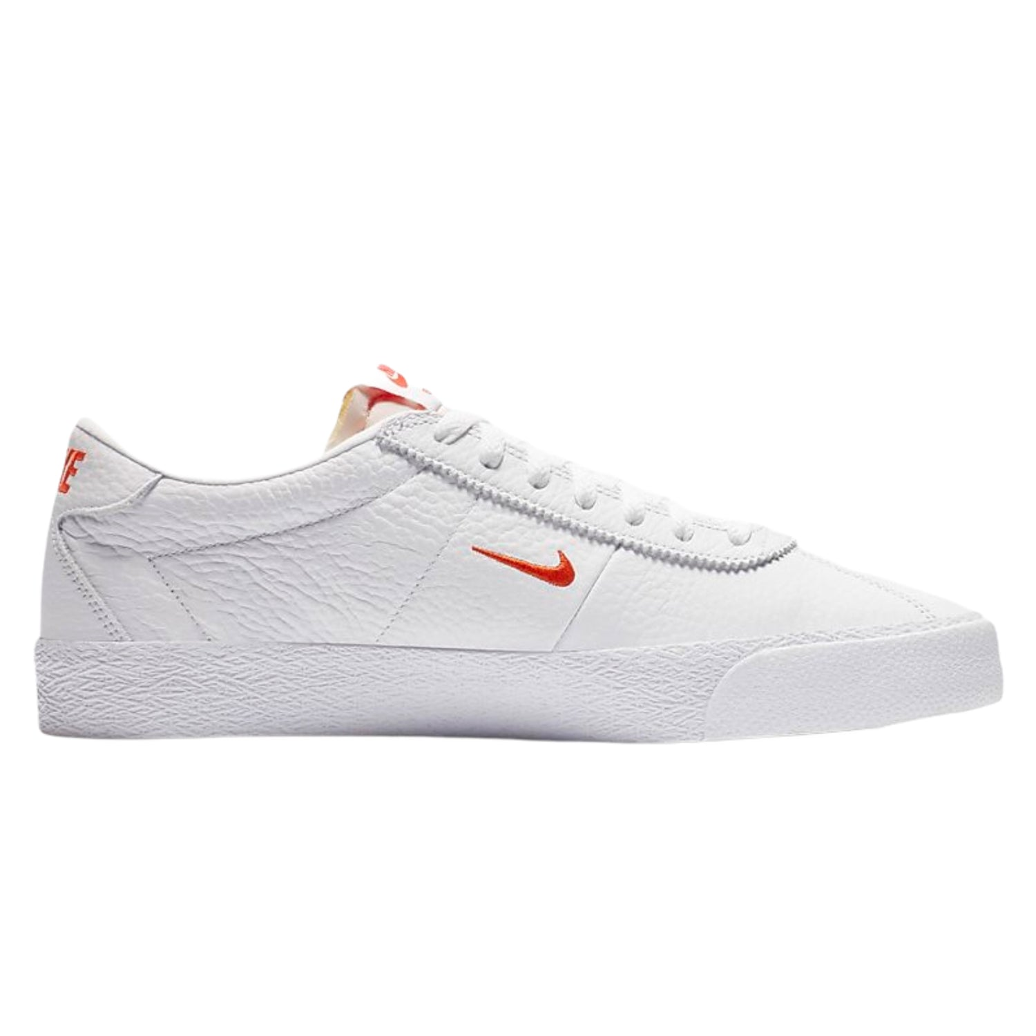 Nike SB Zoom Bruin White/Gum/Team Orange