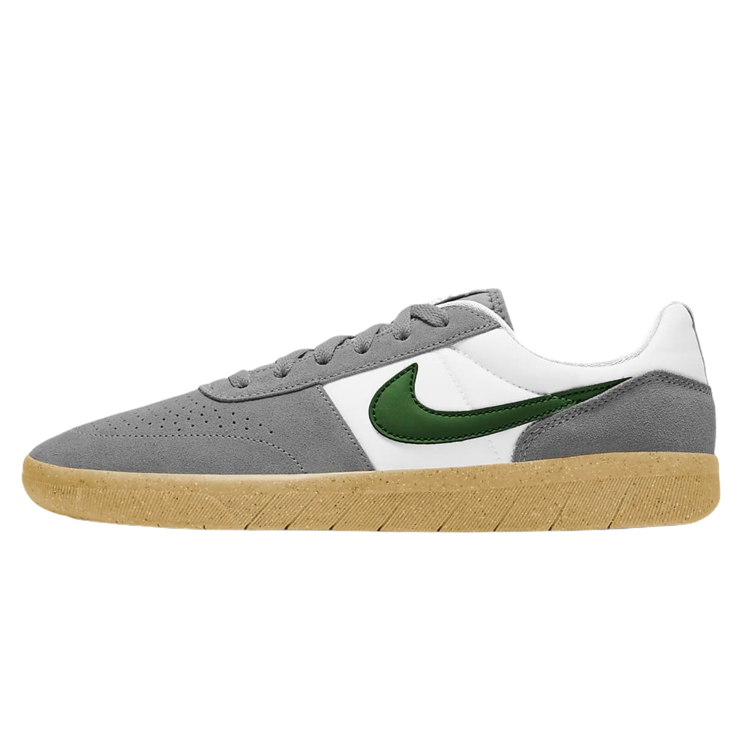 Nike SB Team Classic Particle Grey/White/Forest Green