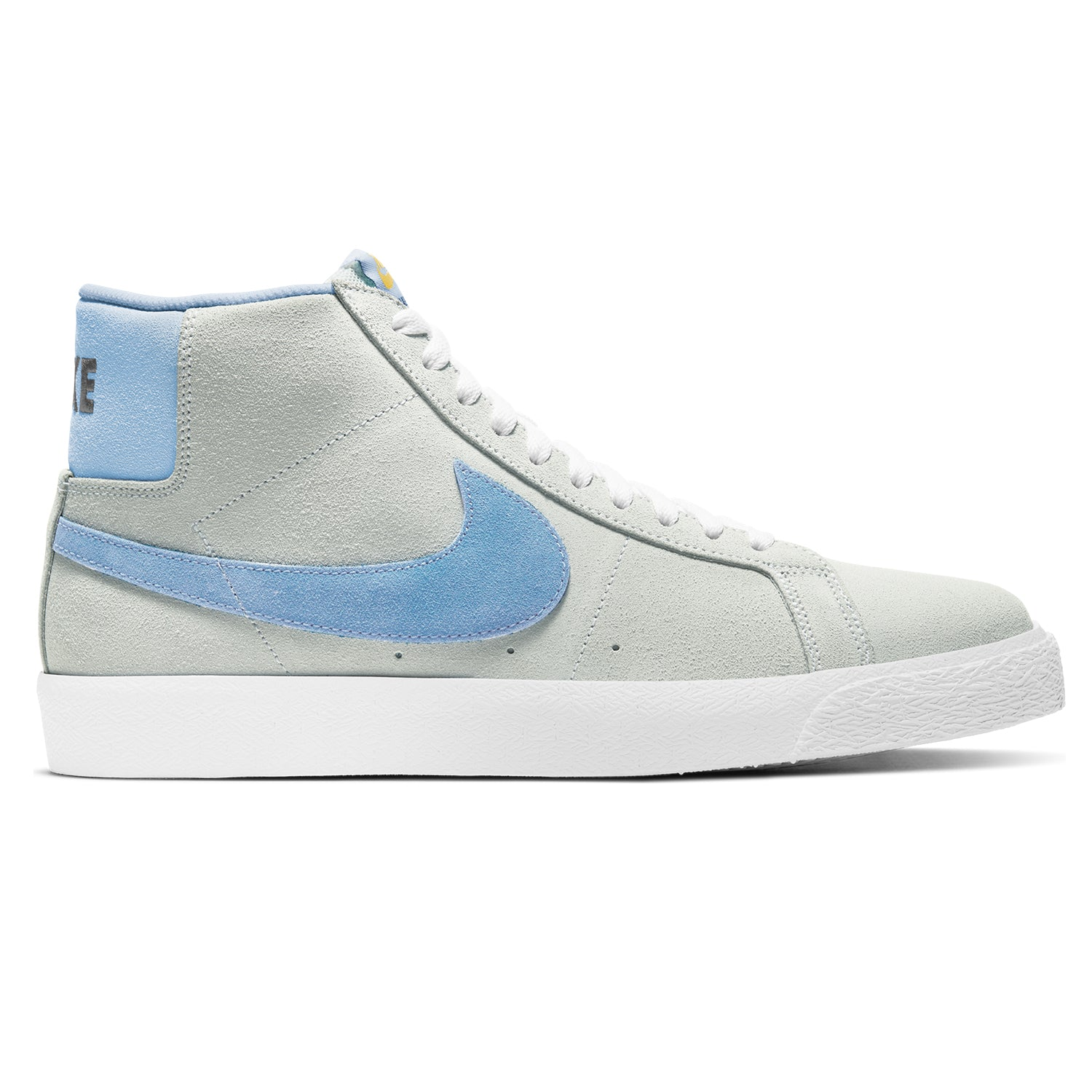 Nike SB Zoom Blazer Mid Photon Dust/Psychic Blue