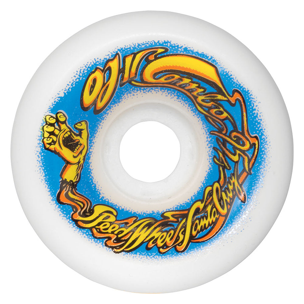 OJ II Wheels Original White Combo 95a 60mm
