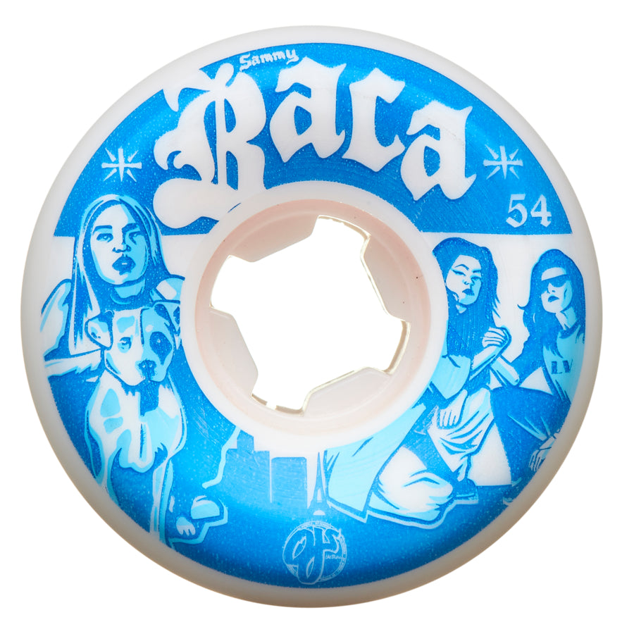 OJ Wheels Baca Vegas 2 Elite Mini Combo 101A 54mm