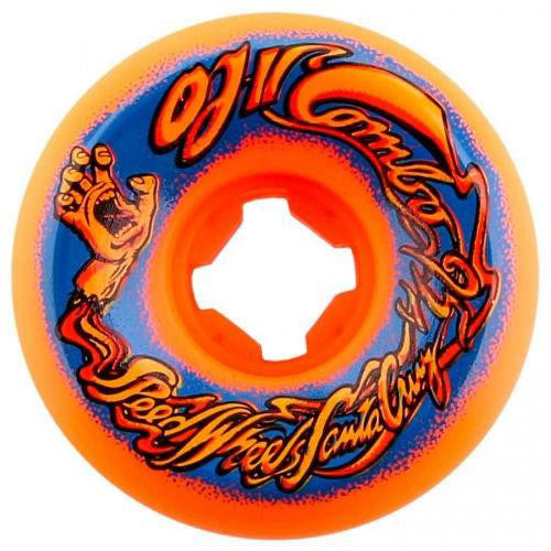 OJ Wheels II Mini Combos Orange 95A 56mm