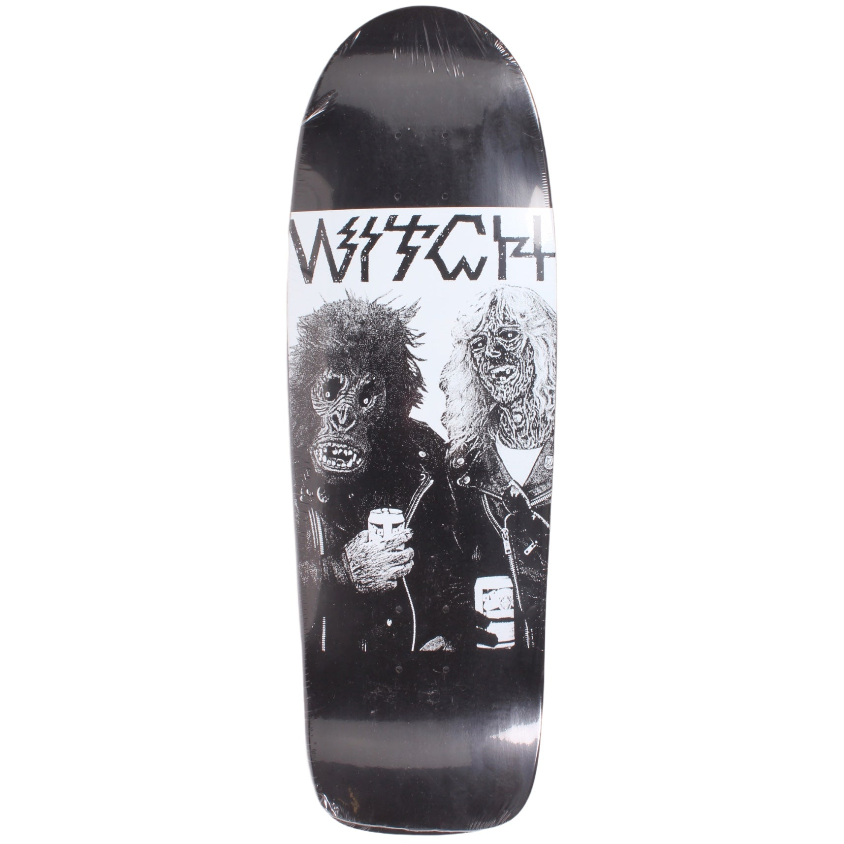 1939 Witch Deck Black 10""