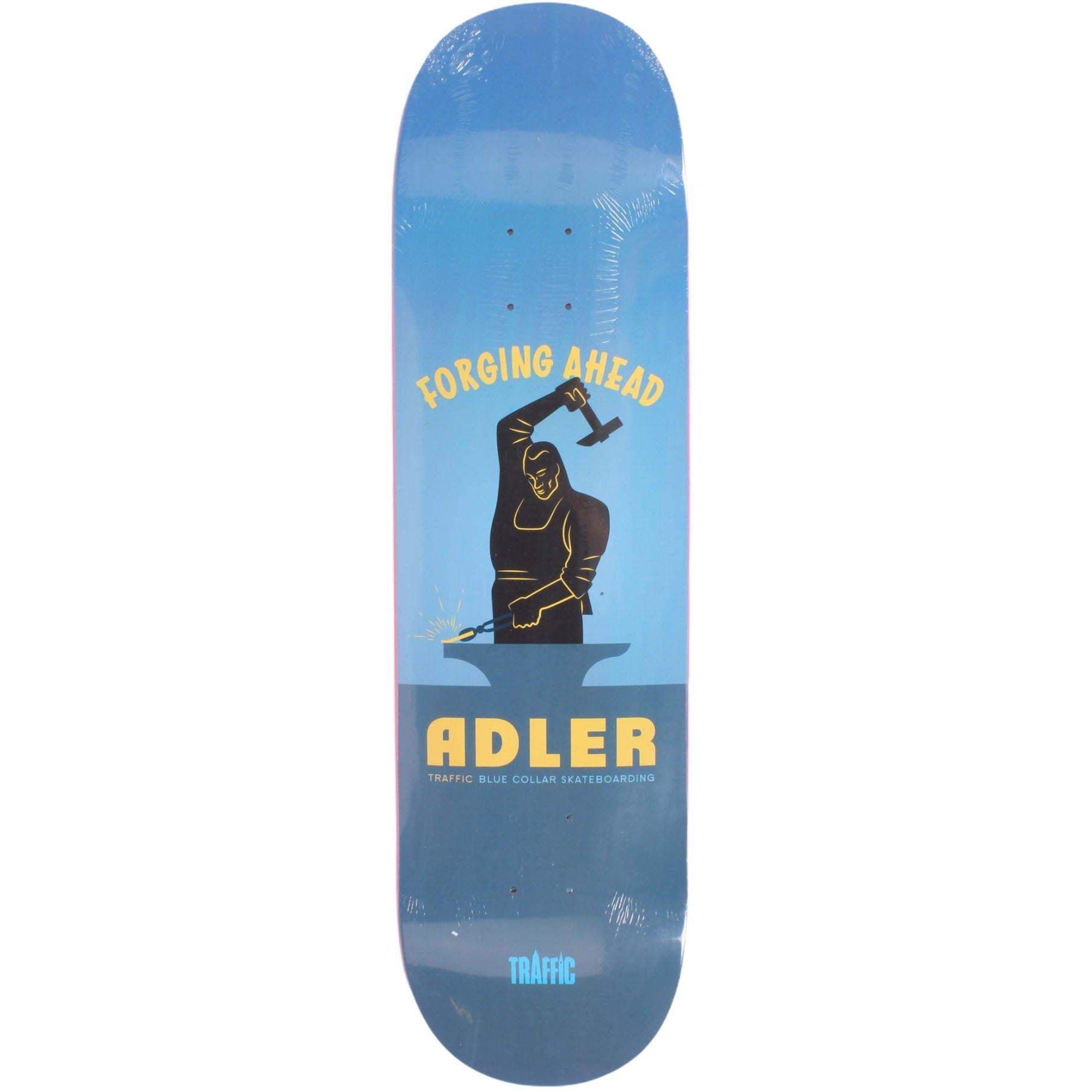 Traffic Adler Working Class Deck 8.5""