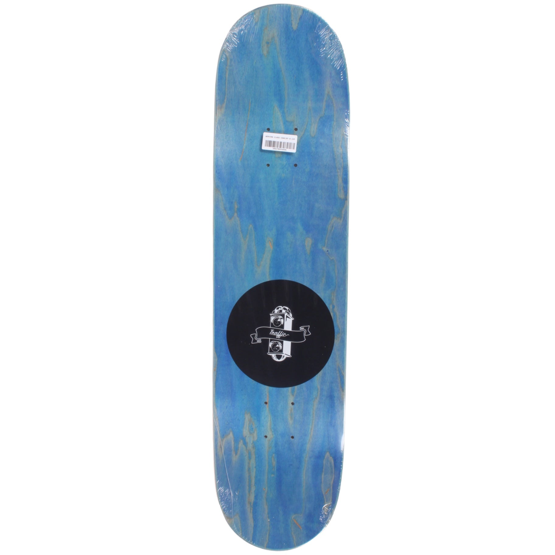 Traffic Coakley Working Class Deck 8.125""