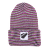 Orchard Black Bird Watch Beanie Purple/Light Blue/Olive