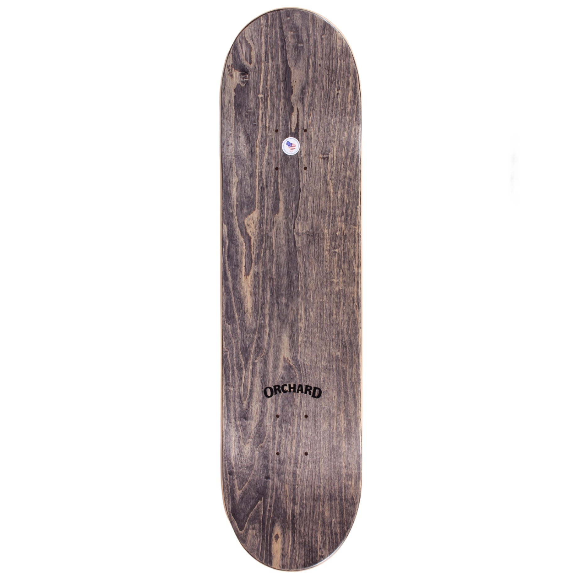 "Orchard Bird Logo Deck Green/White 8.1"" M1"