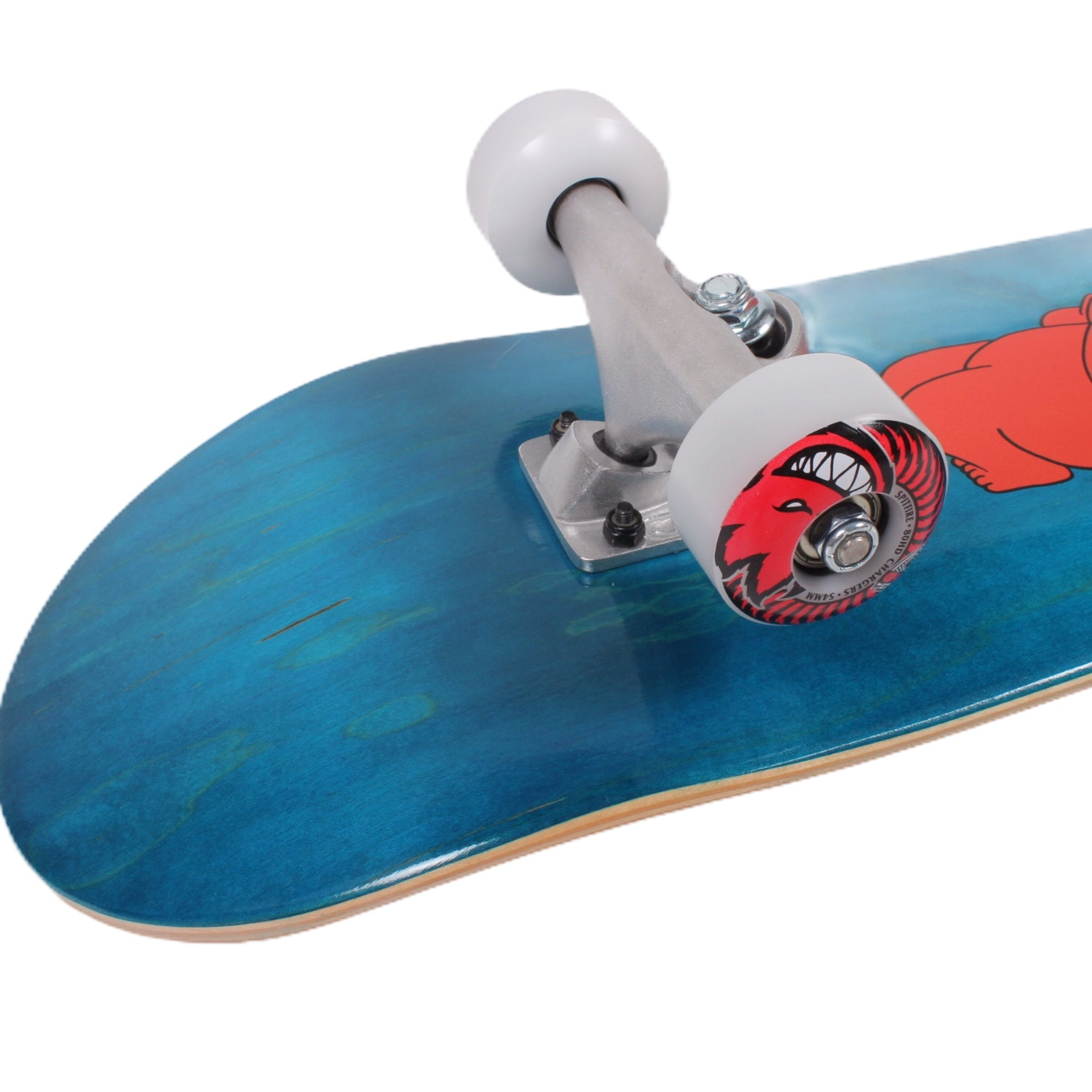 Orchard Thoughts & Prayers Complete Skateboard Hybrid 7.5 Blue