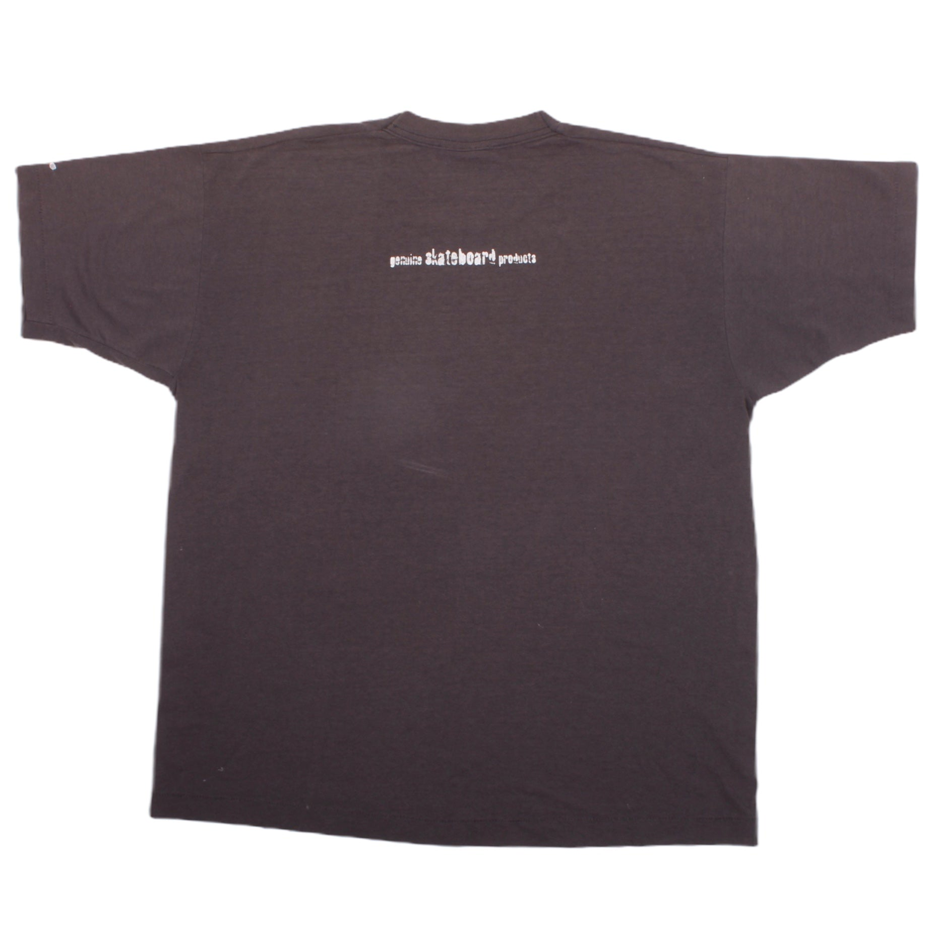 Overripe Mad Circle Tee MC Black Large (1996)