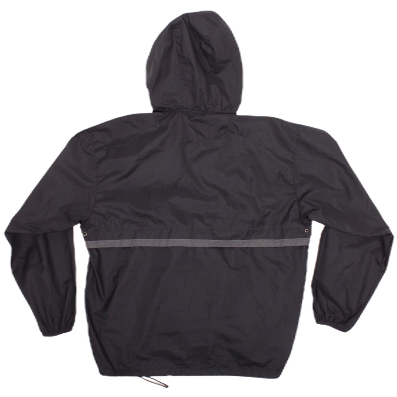 Overripe XYZ Tech Windbreaker Black (1996)