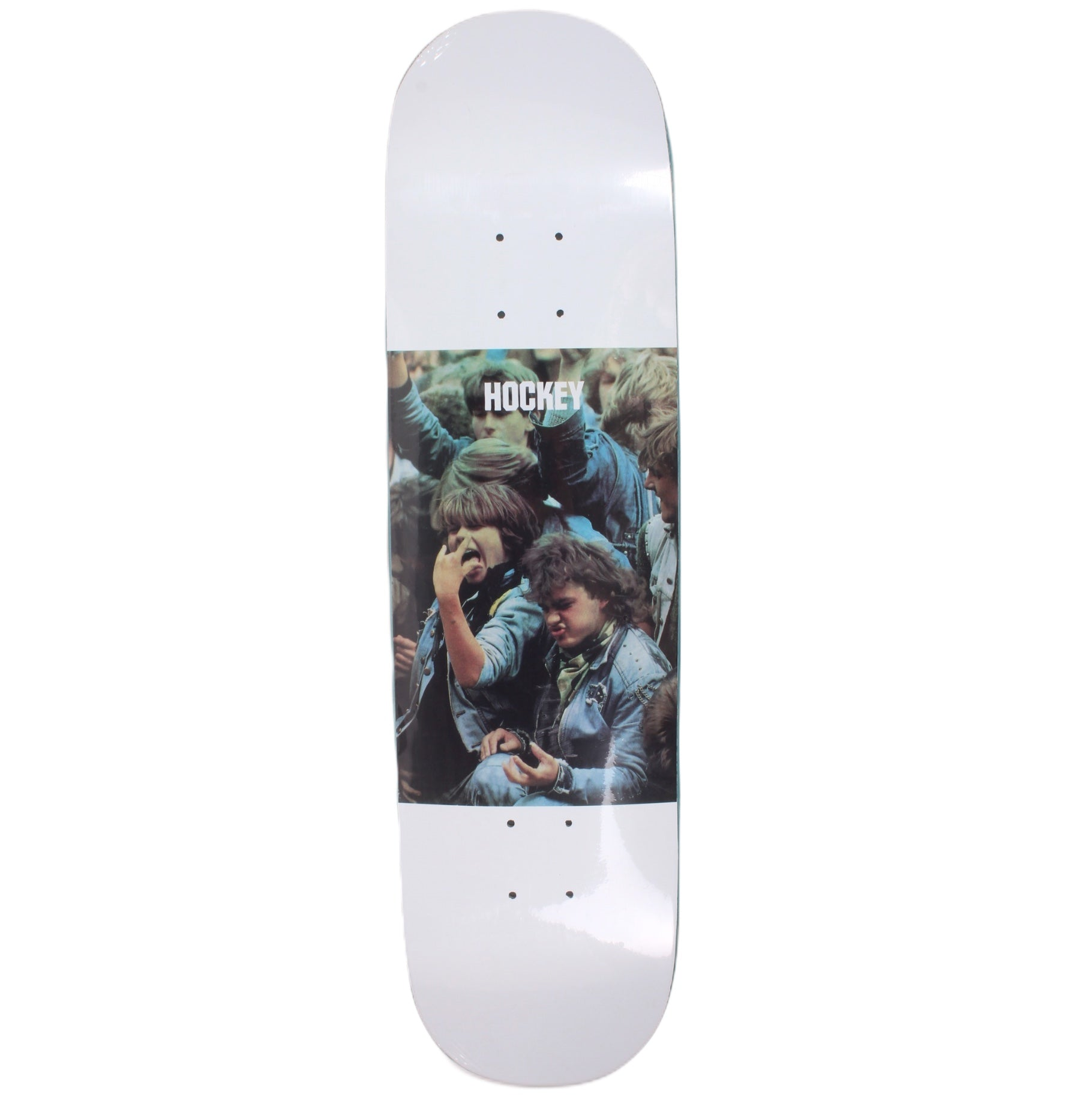 Overripe Hockey Deck Denim Photo 8.25 2015
