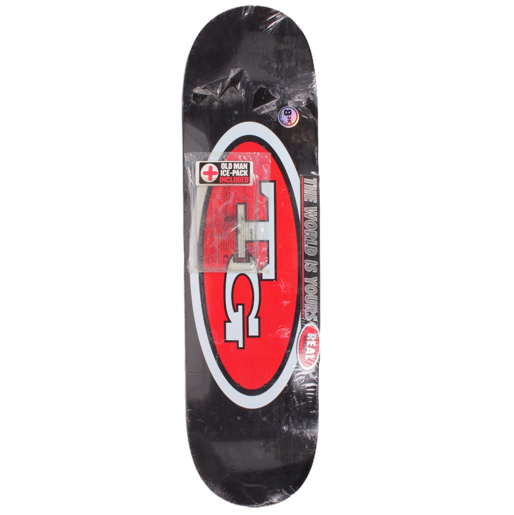 Overripe Real Deck Tommy Guerrero TG with Ice Pack 2015