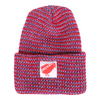 Orchard Red Bird Watch Cap Multi Color Red/Blue/Grey