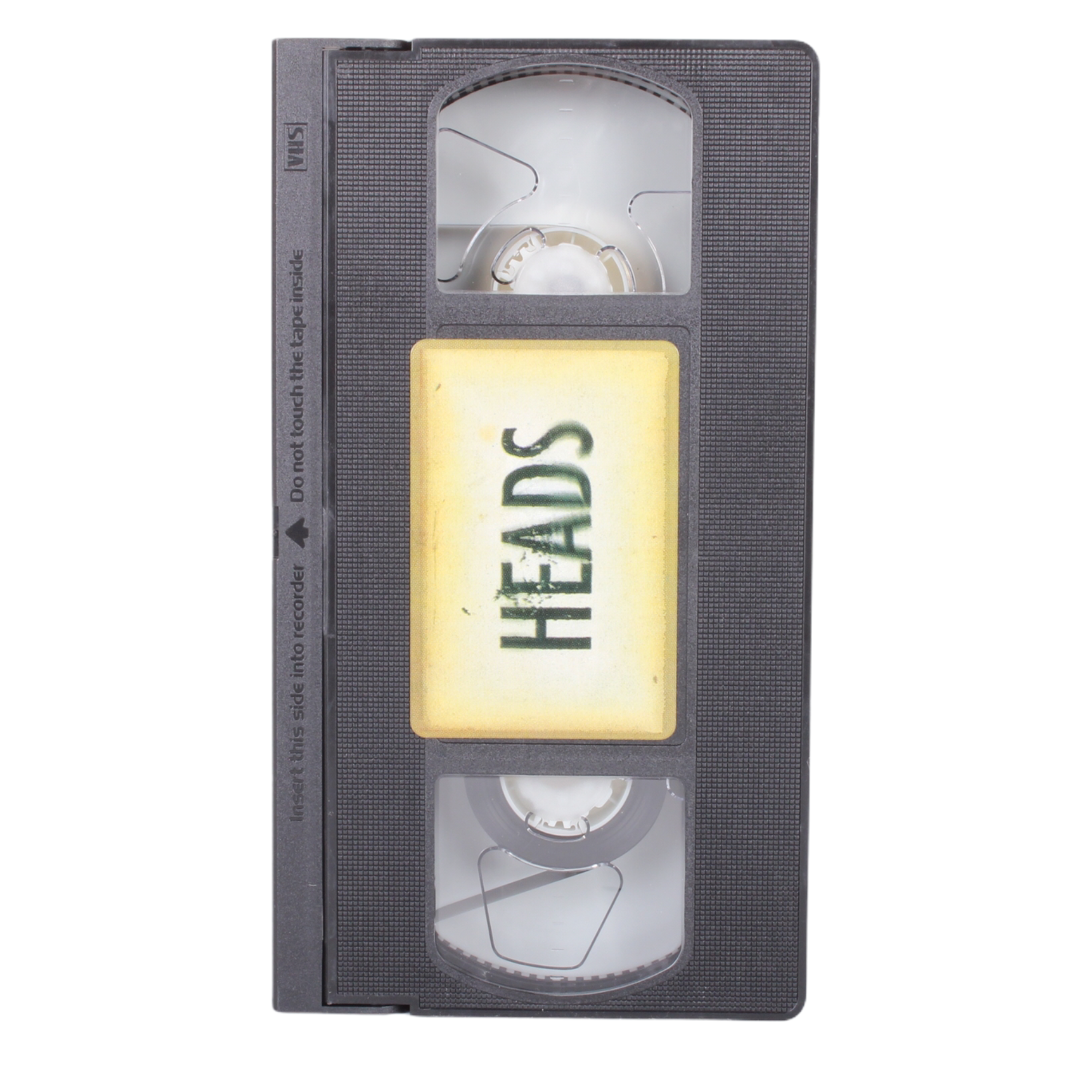 Heads by RB Umali Zoo Media Group VHS (1999)