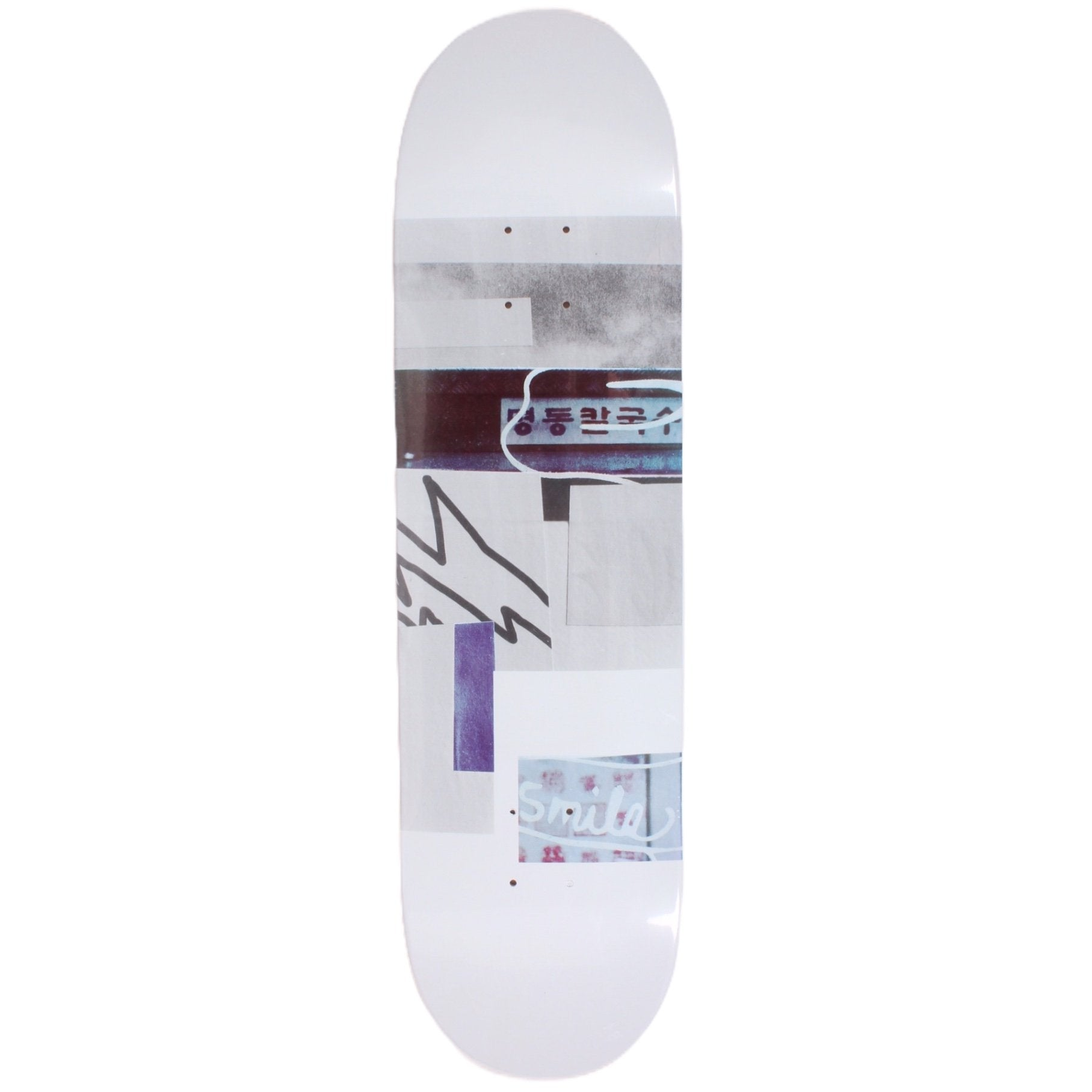 Oyster Smile Deck 8.125""