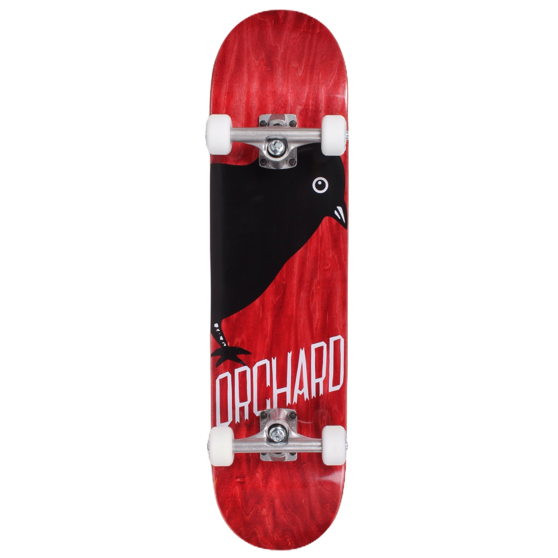 Orchard Bird Complete Red 7.75""