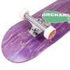 "Orchard Bird Logo Standard Complete 8.0"" Purple  (With Free Skate Tool)"