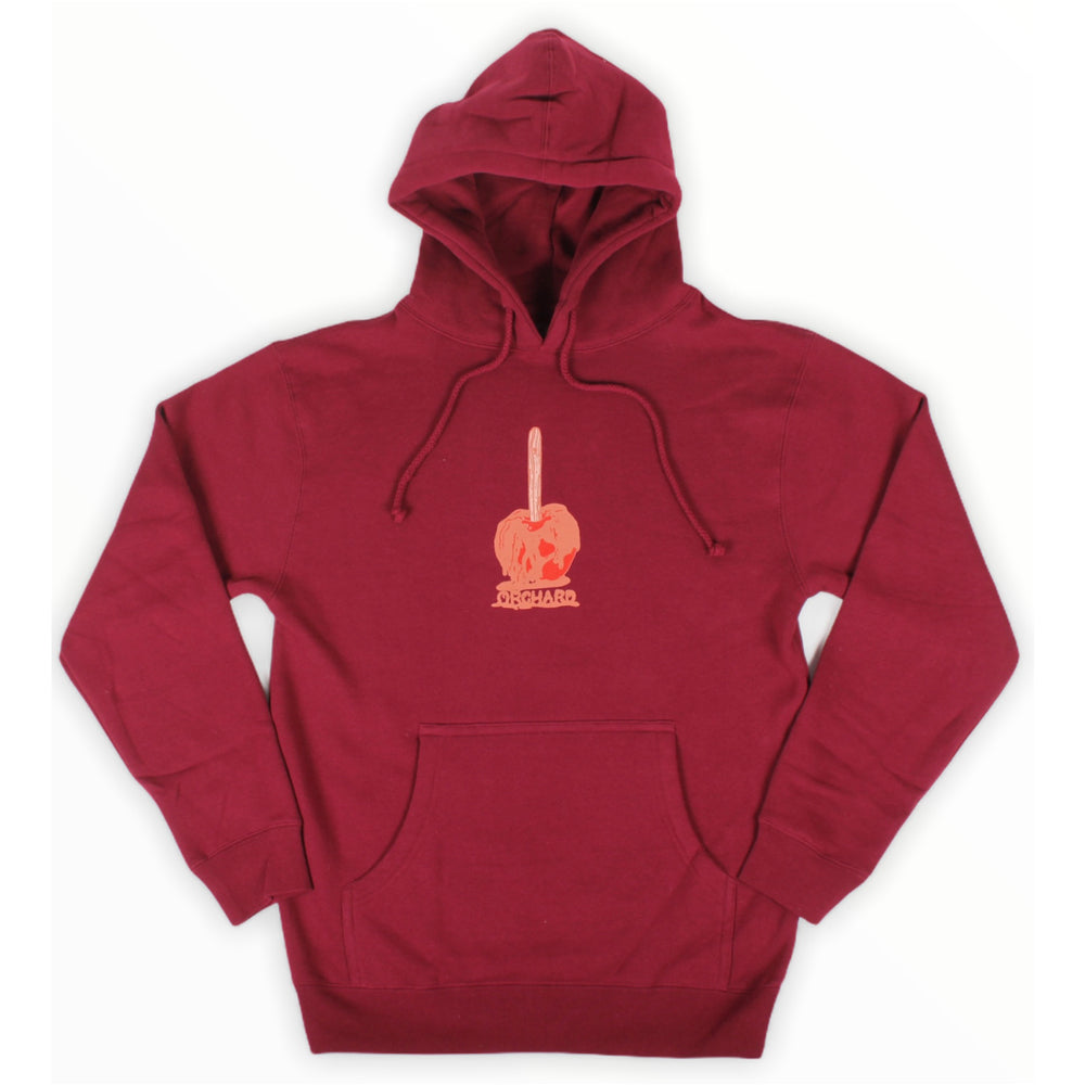 Orchard Candy Apple Hoodie Currant Red
