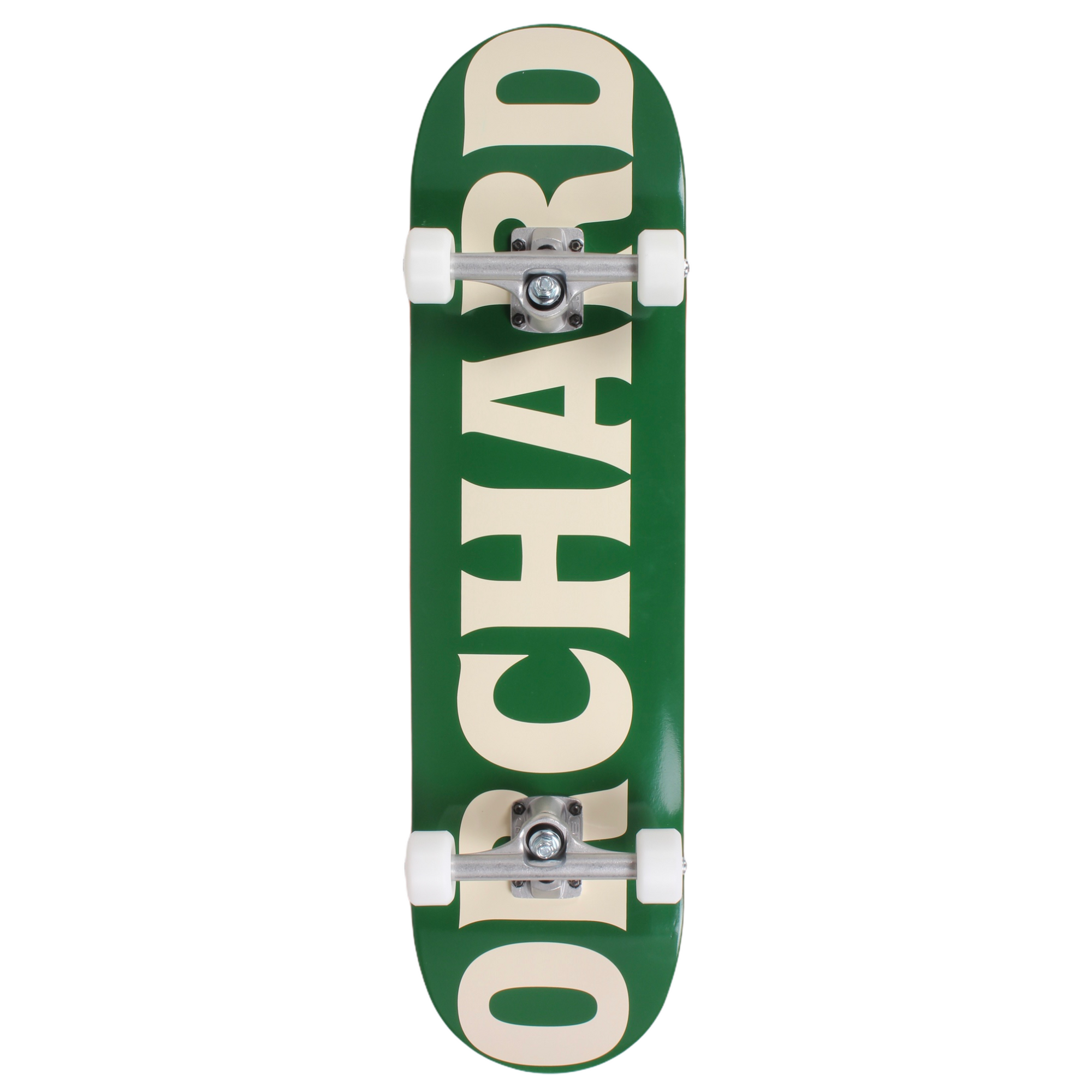 "Orchard Text Logo Hybrid Complete Skateboard 8.3"" (With Free Skate Tool)"