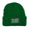 Passport Auto Patch Beanie Kelly Green