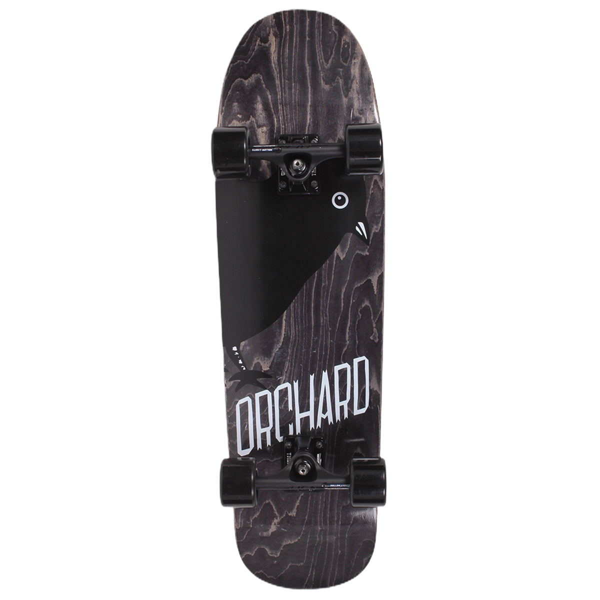 Orchard Assembled Cruiser Complete Bird Blackout Drippy Shape 9.1