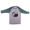 Lowcard X Russ Pope Baseball Tee Grey