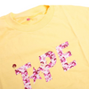 Classic Grip Tape Tee Yellow