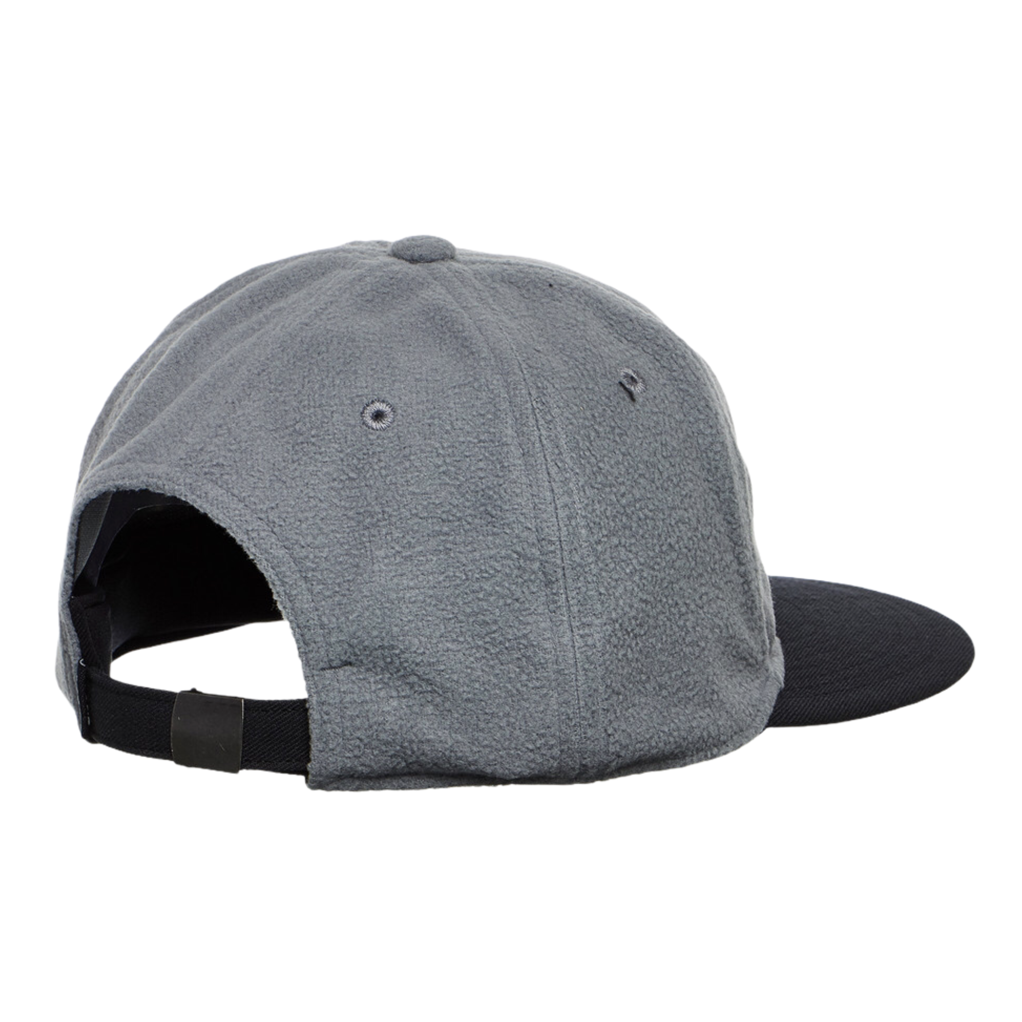 Nike SB 6 Panel Fleece Hat Grey