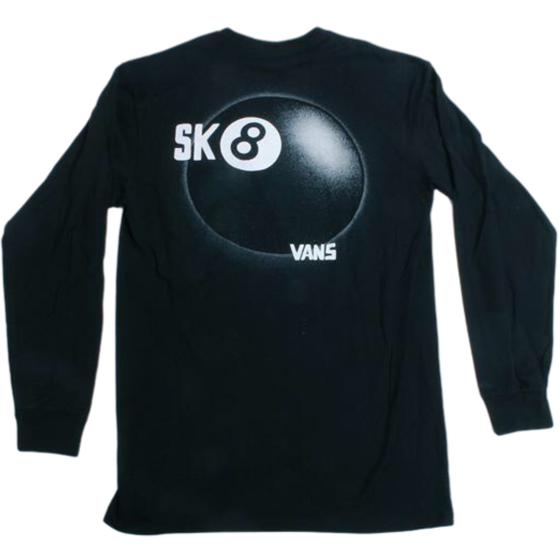 Vans Skate Ball II LS Black